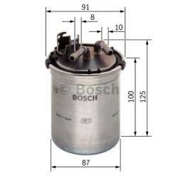 N6426 Brændstoffilter Bosch
