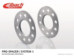 Pro Spacer ringe Eibach 98/108/5-58-135