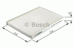 M2299 Pollenfilter Kabineluftfilter Bosch