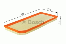 S0026 Luftfilter Bosch