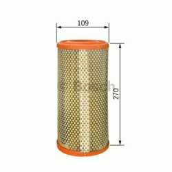 S3307 Luftfilter Bosch