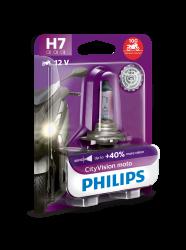 Philips H7 CityVision Moto 1stk