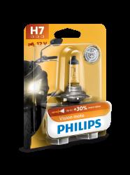 Philips H7 Vision Moto 1stk