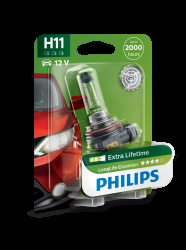 Philips Longlife EcoVision H11 1stk