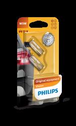 Philips Standard 12V W5W 2stk