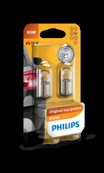 Philips Standard 12V 5 Watt BA15s 2stk