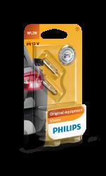 Philips Standard 12V W1,2W 2stk