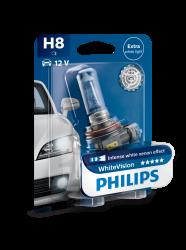 Philips WhiteVision H8 1stk.