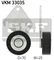 SKF Medløberhjul multi-V-rem VKM33035