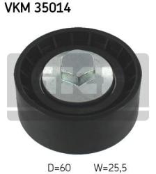 SKF Medløberhjul multi-V-rem VKM35014