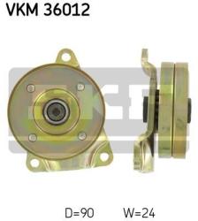 SKF Medløberhjul multi-V-rem VKM36012