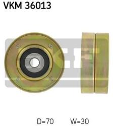 SKF Medløberhjul multi-V-rem VKM36013