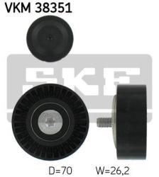 SKF Medløberhjul multi-V-rem VKM38351