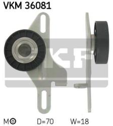SKF Strammehjul kilerem VKM36081