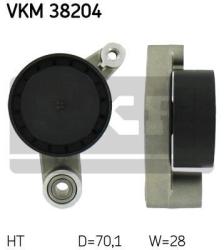 SKF Strammehjul kilerem VKM38204
