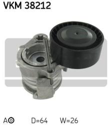 SKF Strammehjul kilerem VKM38212
