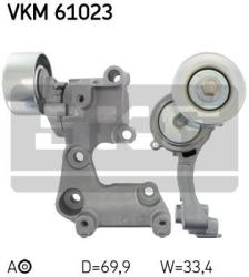 SKF Strammehjul kilerem VKM61023