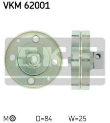SKF Strammehjul kilerem VKM62001