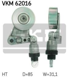 SKF Strammehjul kilerem VKM62016