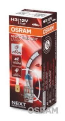 Osram NightBreaker Laser +150% H3