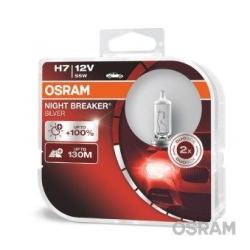 Osram NightBreaker Silver +100% H7 2stk