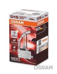 Osram D1S Pære Xenon Night Breaker Laser +200%