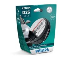 Philips D2S Xenon X-tremeVision II 1stk